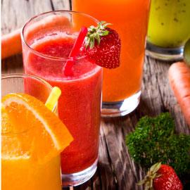Arginate drink